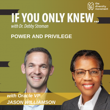 Jason Williamson Oracle for Startups If You Only Knew Podcast Dr Debby Stroman