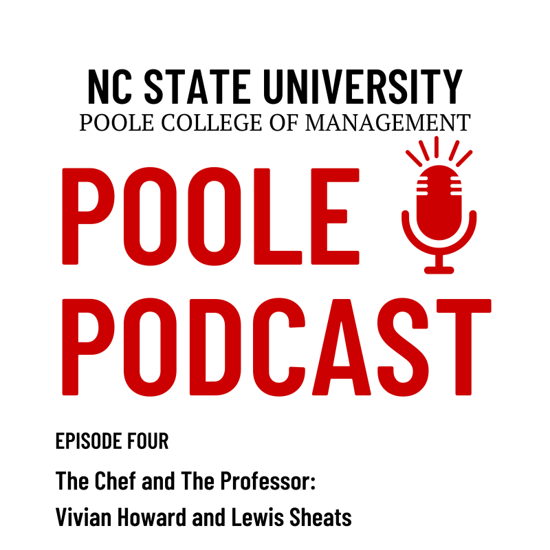 Poole Podcast NC State Vivian Howard