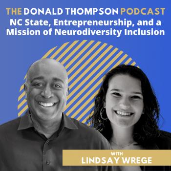 Neurodiversity Inclusion 321 Coffee Lindsay Wrege Donald Thompson Podcast