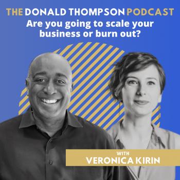 Veronica Kirin Donald Thompson Podcast