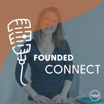 Erin Gallimore Founded Connect Podcast