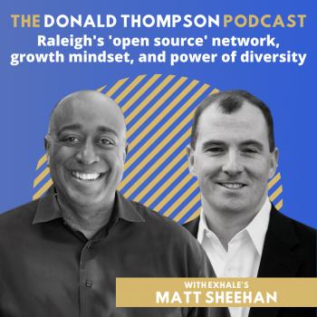 Matt Sheehan Exhale Home Donald Thompson Podcast