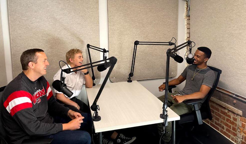Earfluence Podcast Studio