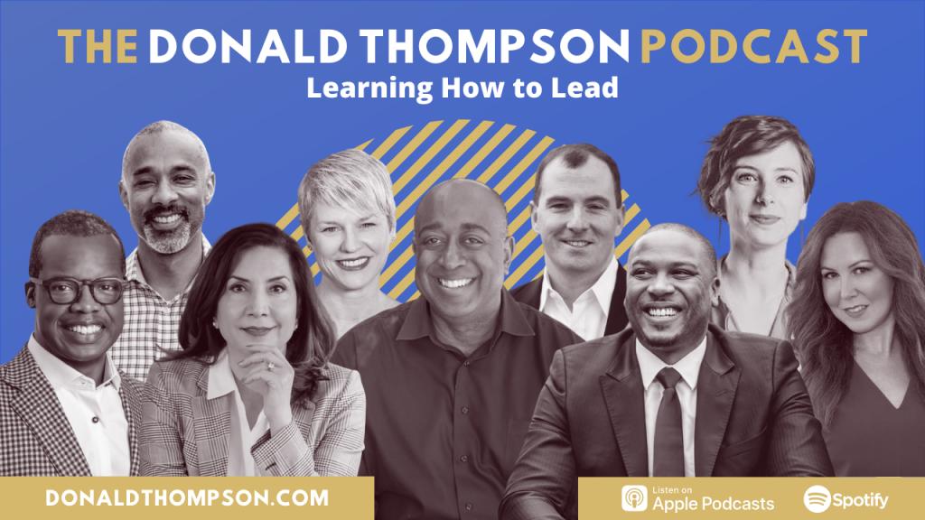 Donald Thompson Leadership