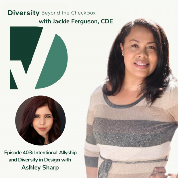 Dwell with Dignity Ashley Sharp Diversity Beyond the Checkbox Podcast