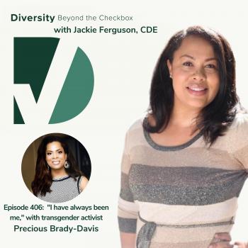 Precious Brady Davis Diversity Beyond the Checkbox Podcast