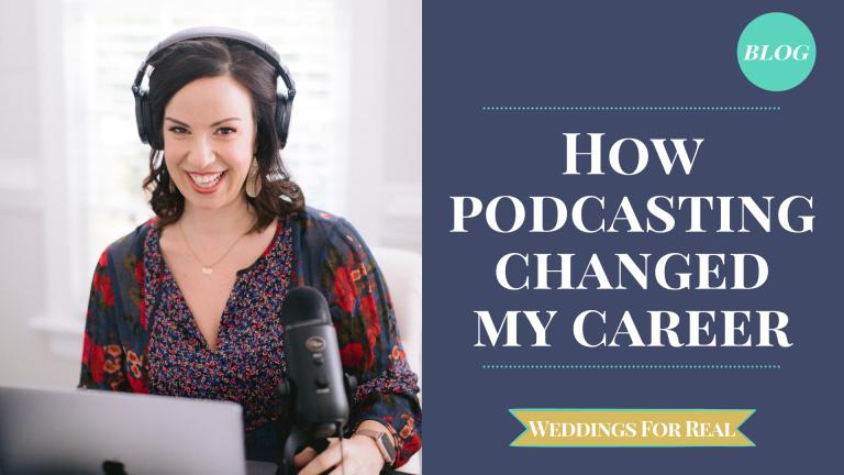 Megan Gillikin Podcasting Changed My Career