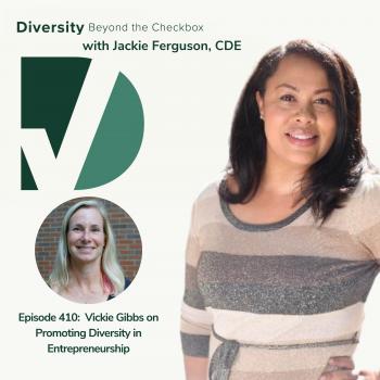 Vickie Gibbs Diversity Beyond the Checkbox Podcast