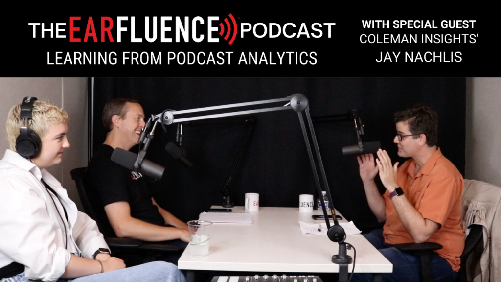 Jay Nachlis Coleman Insights Earfluence Podcast