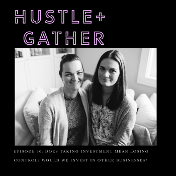 Hustle + Gather Conversations with Sisters