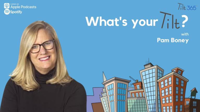 Pam Boney What's Your Tilt? Podcast